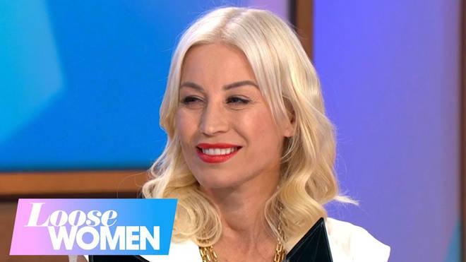 Denise is a regular panelist on Loose Women