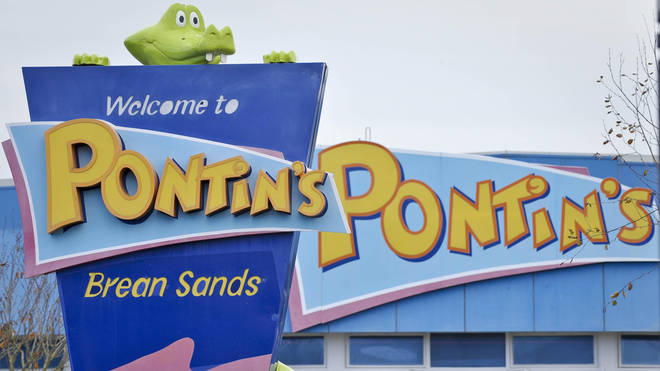 Pontins are opening for self-catered customers on July 6