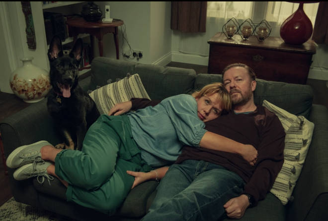 Ricky Gervais is reportedly 'in talks' for a Christmas special