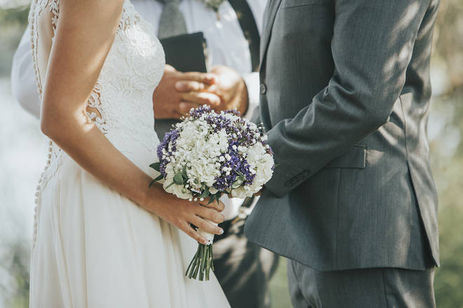 Weddings have been put on hold for thousands across the UK