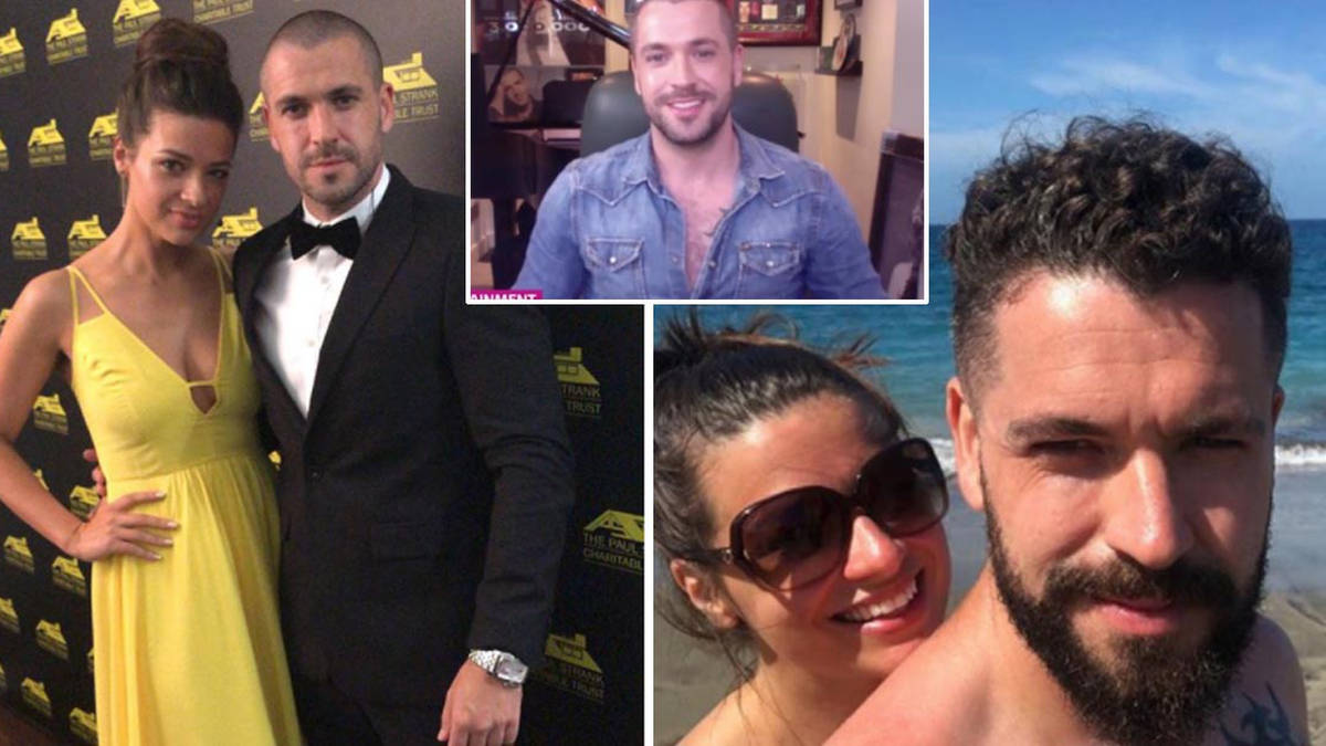 Shayne Ward says he's in 'no rush' to marry Sophie Austin