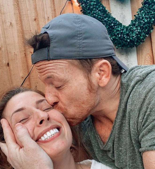 Fans have questioned whether Joe Swash and Stacey Solomon are married