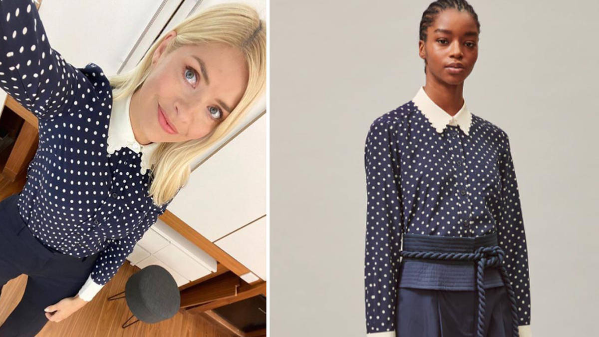 How to get Holly Willoughby's This Morning outfit today