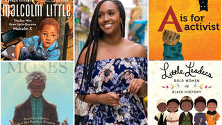 Teacher goes viral after sharing list of children's books about race, racism and diversity