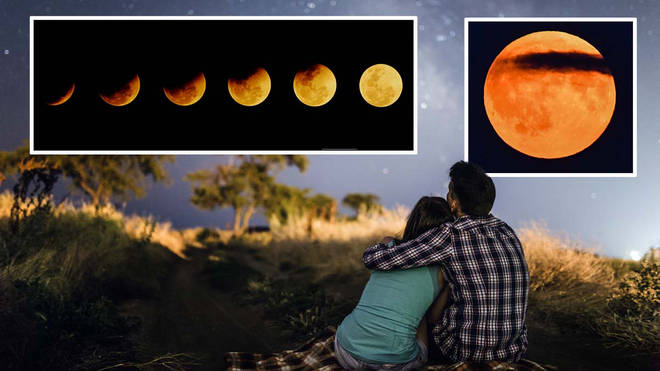 The UK will be able to see the penumbral lunar eclipse tonight