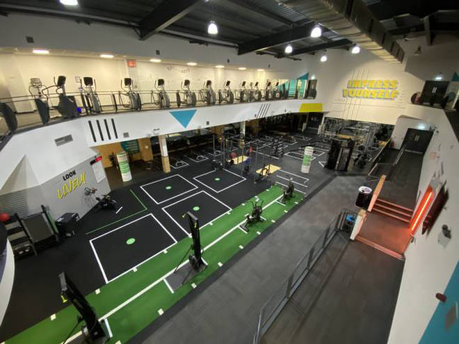 Gyms may be able to reopen on July 4, at the earliest