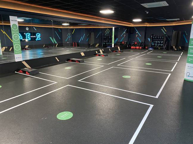 PureGym are believed to have out together an eight-step plan in a document, which was sent to investors, explaining their plans for when gyms are able to reopen