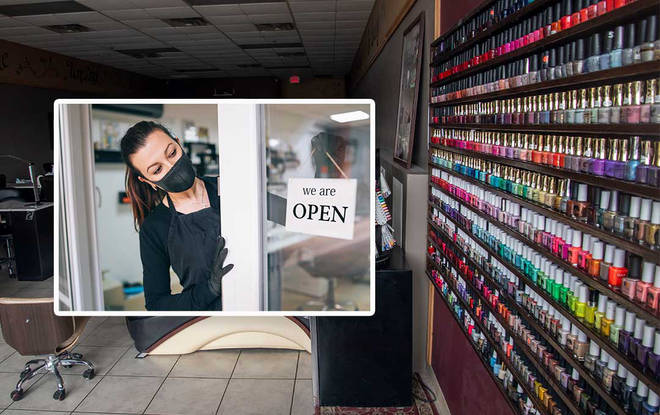 Salons will be transformed after lockdown