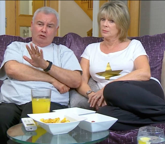 Celebrity Gogglebox aired on Friday night