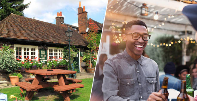 Pubs and restaurants could reopen this month