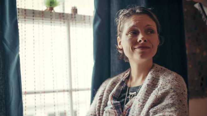 MyAnna Buring as Dawn Sturgess in The Salisbury Poisonings