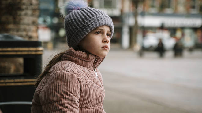 Sophia Ally as Gracie in The Salisbury Poisonings