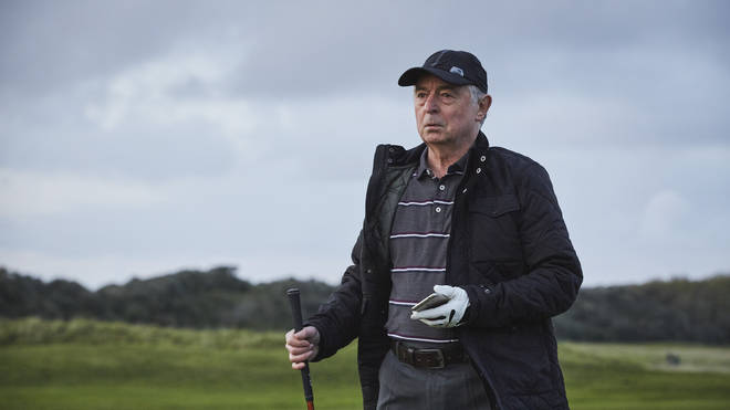 Ron Cook as Stan Sturgess in Tne Salisbury Poisonings