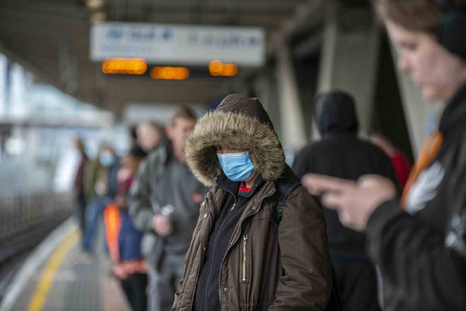 Face coverings will soon be mandatory on public transport