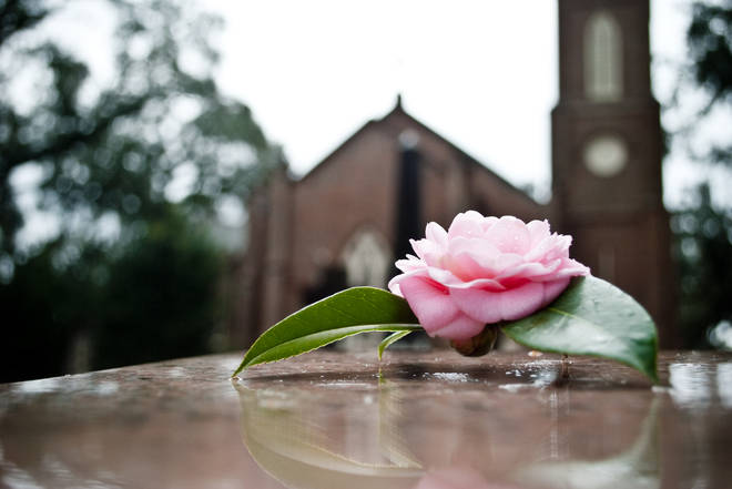 Funerals are subject to strict guidelines in the UK (stock image)