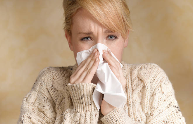 Are you a 'trying not to' sneezer?