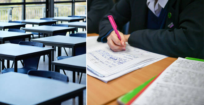 Secondary schools could stay closed beyond the summer holidays