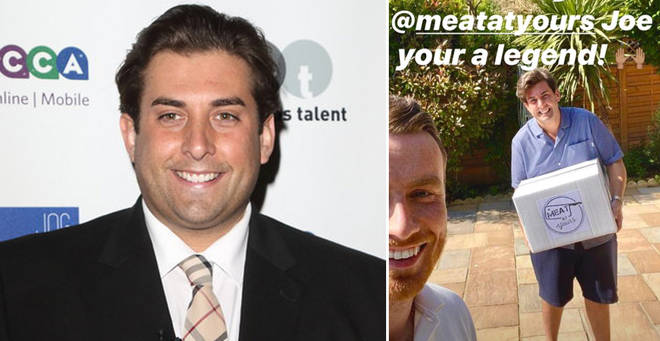 Arg has showed off the results of his weight loss on Instagram