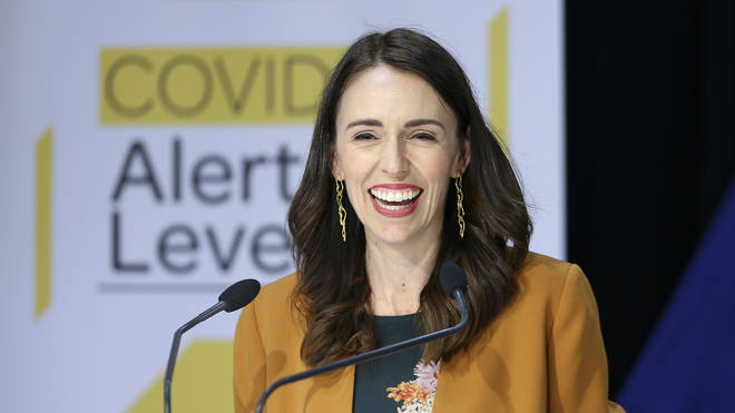 Prime Minister Jacinda Ardern announced there had been no new cases of COVID-19 for two weeks