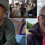 Behind-the-scenes of Emmerdale's lockdown episodes