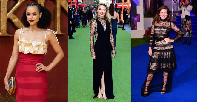 Hollyoaks actresses Nathalie Emmanuel, Emma Rigby and Rachel Shenton have appeared in Hollywood films
