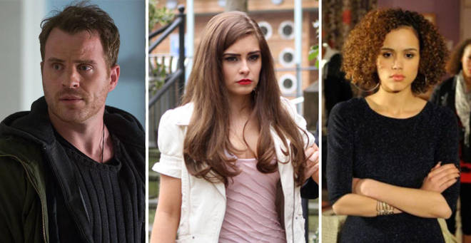 Soap stars Robert Kazinsky, Rachel Shenton and Nathalie Emmanuel have made it in Hollywood