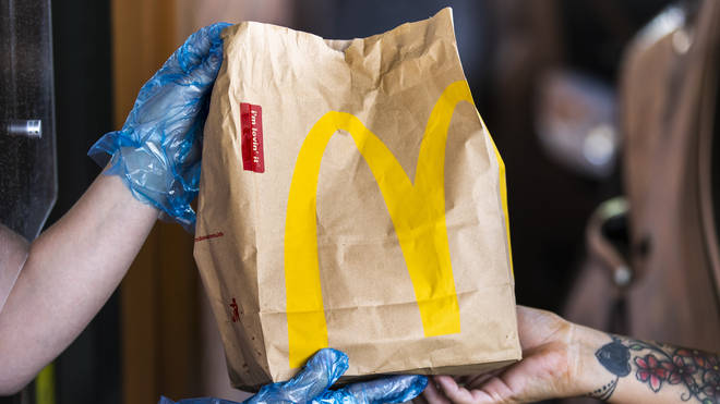 McDonald's will be open for walk-in services as of June 24