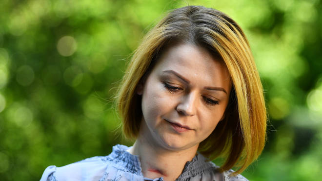 Yulia Skripal has since told her story