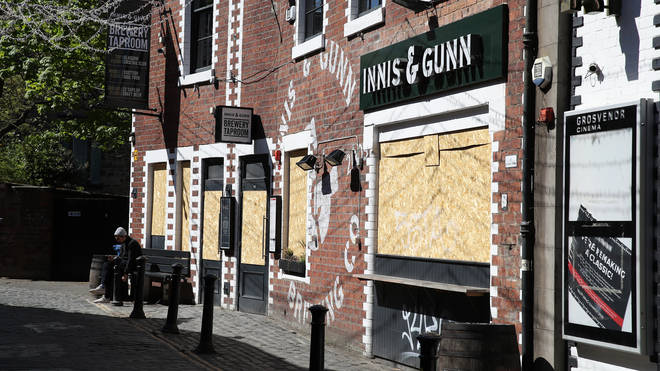 Pubs across the UK have been closed since March