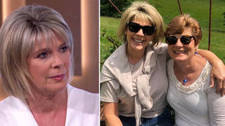 Ruth Langsford's sister tragically took her own life last year