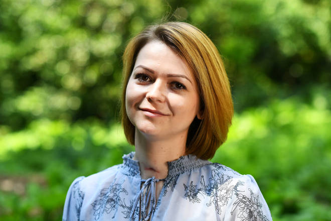 Yulia Skripal has previously opened up about her ordeal