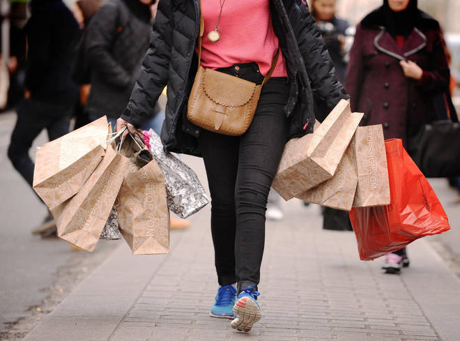 Clothes shops can reopen from Monday