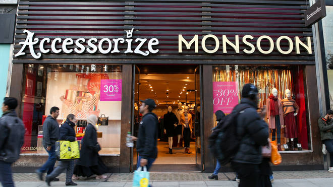 Monsoon Accessorize fell into administration this week