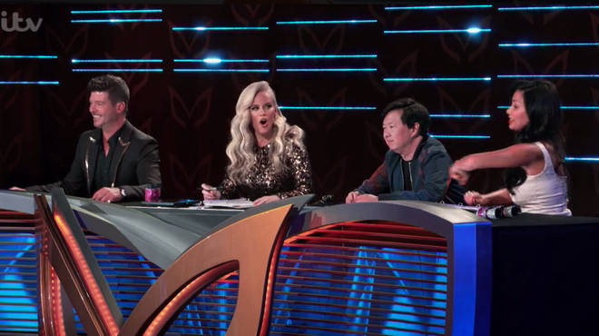 Jenny McCarthy is a judge on The Masked Singer US