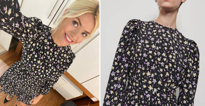 Holly Willoughby's dress is £20 from Reserved
