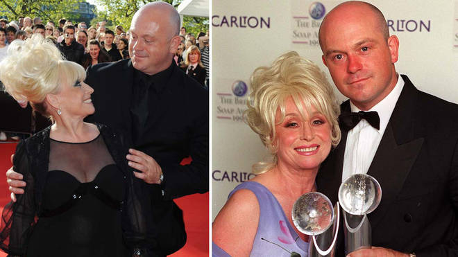 Ross Kemp revealed Barbara Windsor sometimes forgets who he is