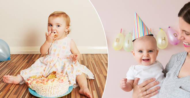 Babies birthdays can cost up to £200