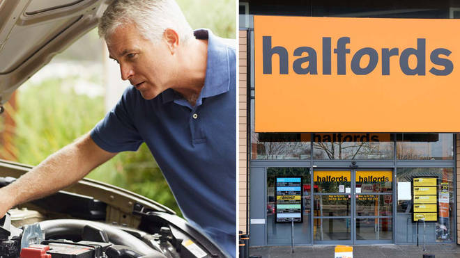 Halfords are helping to keep you safe on the roads