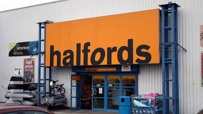 Halfords' car checks are now free to everyone