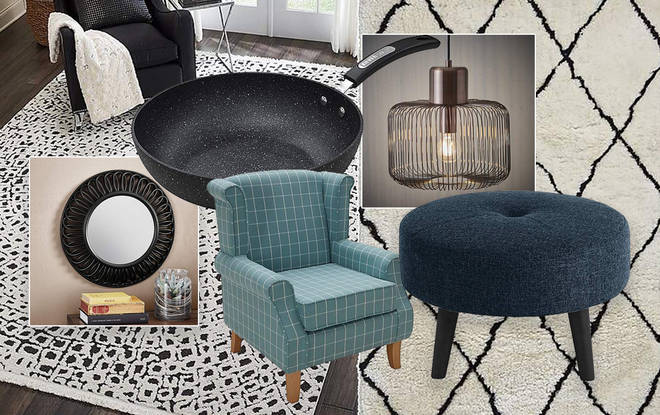 The sale at Dunelm will mean you grab a load of things for the home