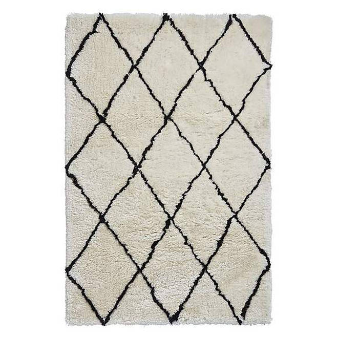 This rug will make your living room so cosy
