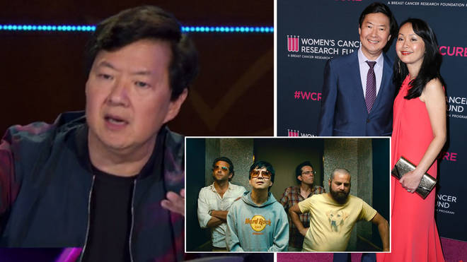 Ken Jeong is a judge on The Masked Singer US
