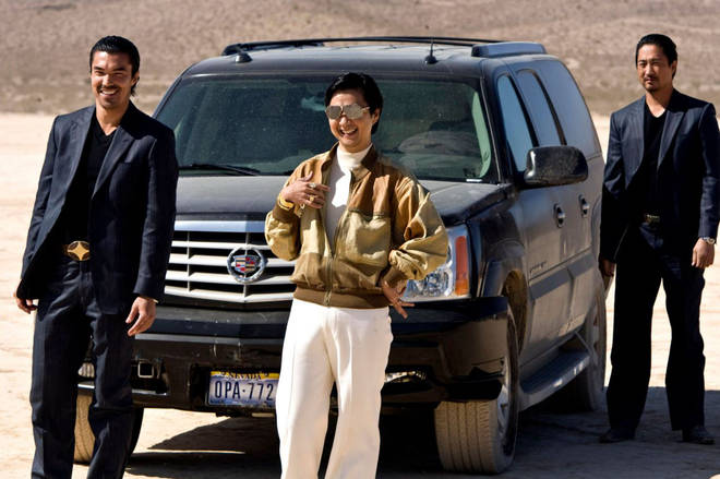 Ken Jeong was Mr Chow in The Hangover