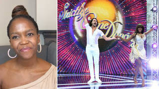 Oti has spoken out on the future of Strictly