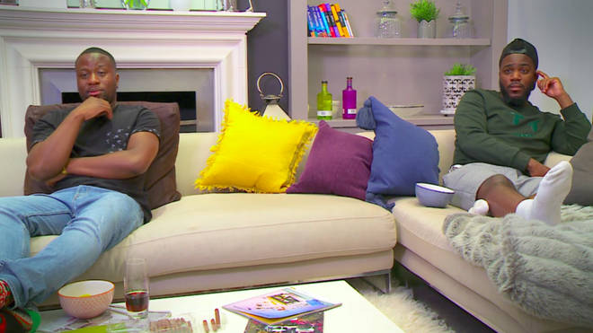 Mo Gilligan is appearing on Celebrity Gogglebox with his friend Babatunde Aleshe