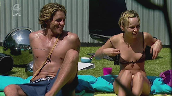 Ziggy and Chanelle had a romance in the Big Brother house