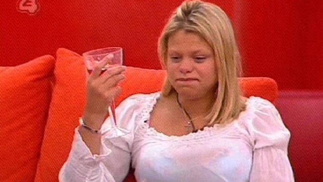 Jade Goody appeared on Big Brother in 2002