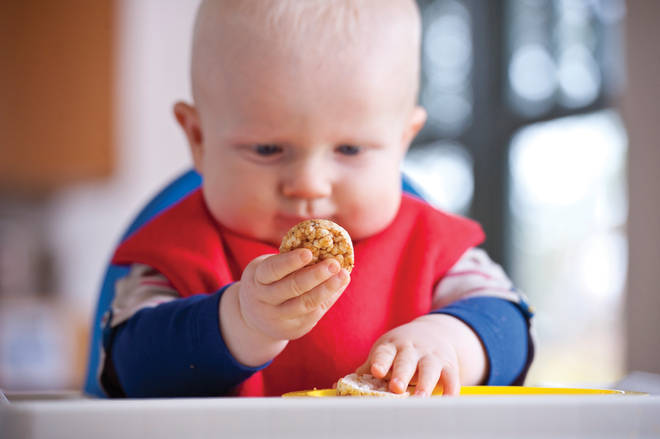 Getting your baby on to solid food can be a daunting - and messy! - milestone