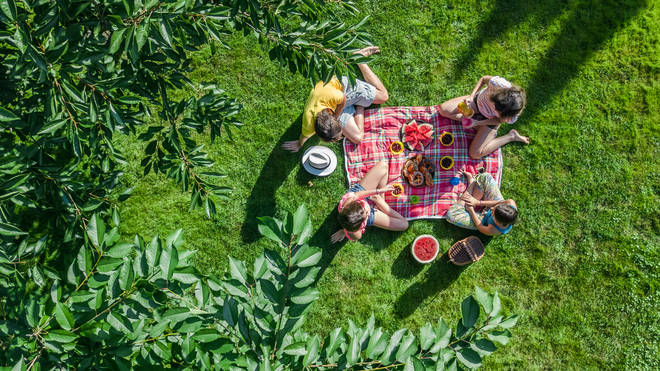 As the weather heats up, there's never been a better time for a family picnic