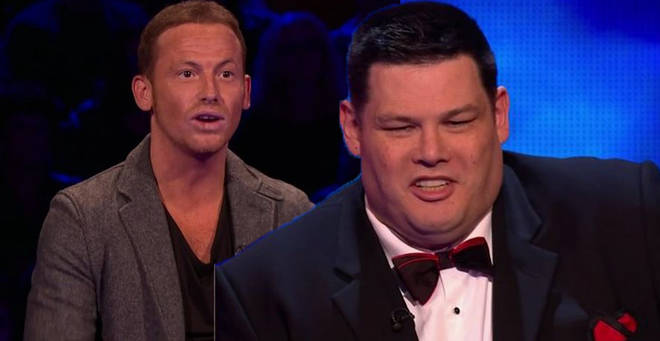 Joe Swash took on The Beast on The Chase's Celebrity Special